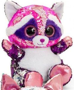 Glitter Motsu Raccoon 30 cm, cod 42865