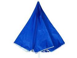 Зонт солнцезащитный D180cm,чехол, одноцветн