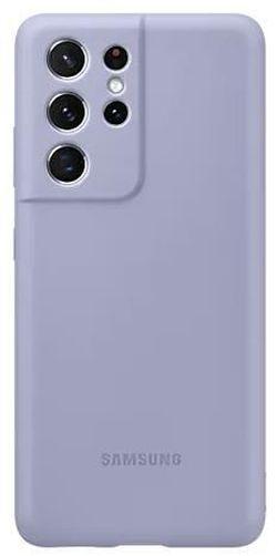 cumpără Husă pentru smartphone Samsung EF-PG998 Silicone Cover Violet în Chișinău