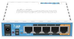Router wireless MikroTik hAP ac lite (RB952Ui-5ac2nD)