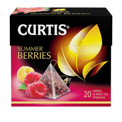 Curtis Summer Berries 20п