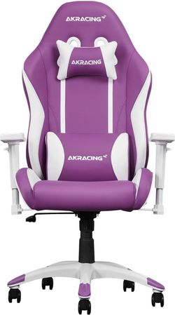 AKRacing California Napa Purple