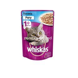 Whiskas ragout de somon