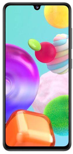cumpără Smartphone Samsung A415/64 Galaxy A41 BLACK în Chișinău