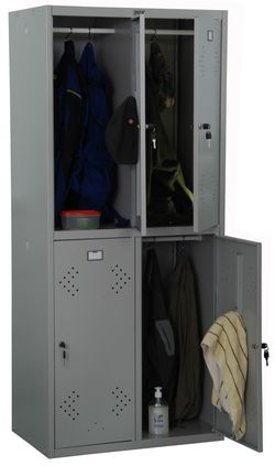 Dulap pentru oficiu Practic LS-22-80