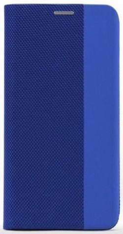 купить Чехол для смартфона Helmet OPPO A12 Shell Flip V2 Blue в Кишинёве