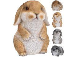 Кролик с опущенными ушами 20X12.5cm, керамика, 2 цвета