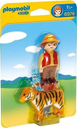 Gamekeeper with Tiger, PM6976