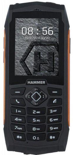 cumpără Telefon mobil myPhone Hammer 3, Orange în Chișinău