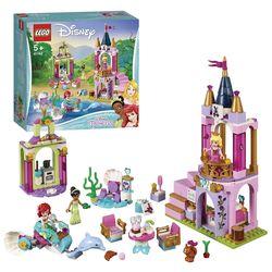 """LEGO Disney """"Sărbătorile regale ale lui Ariel, Aurora și Tiana"""", art. 41162"""