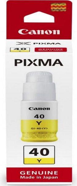 cumpără Cartuș imprimantă Canon INK GI-40Y în Chișinău