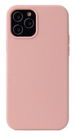 купить Чехол для смартфона Helmet iPhone 12 PRO MAX Rose Liquid Silicone Case в Кишинёве