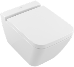 Vas WC suspendat Villeroy&Boch Finion  DirectFlush Ceramic Plus cu capac Soft  Close
