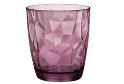 Pahar pentru whisky Diamond 390ml, violet