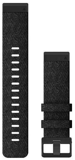 cumpără Accesoriu pentru aparat mobil Garmin QuickFit fenix 6 22mm Heathered Black Nylon Band în Chișinău