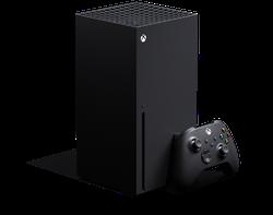 Microsoft Xbox Series X, Black