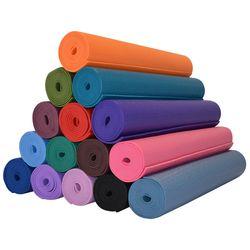 Коврик для йоги 173х61х0.3 см PVC YG-014 VFUA (2182)