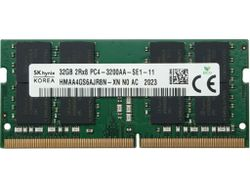 32GB DDR4-  3200MHz  SODIMM  Transcend PC25600, CL22, 260pin DIMM 1.2V