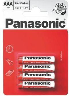 купить Батарейка Panasonic R03REL/4BPR blister в Кишинёве