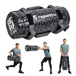 Sac antrenament 15 kg inSPORTline Fitbag Camu 17893 (739)