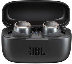 купить Наушники беспроводные JBL Live 300 TWS Black в Кишинёве