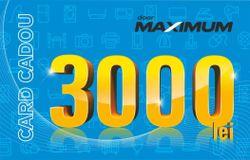 cumpără Certificat - cadou Maximum 3000 MDL în Chișinău