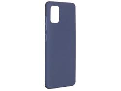 Чехол для Samsung A51, Soft Touch