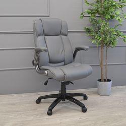 Scaun de birou Deco BX-3702 Grey