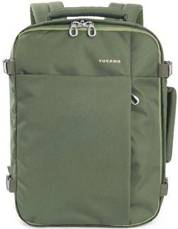 купить Рюкзак для ноутбука Tucano BKTUG-M-V Tugo M Cabin Luggage 15,6 PC Green в Кишинёве