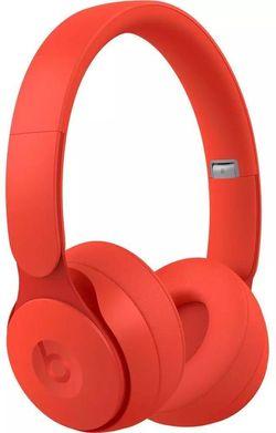 купить Наушники беспроводные Beats Beats Solo Pro Red MRJC2 в Кишинёве