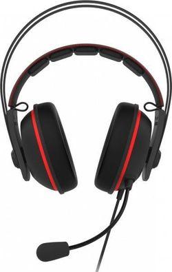 купить Наушники с микрофоном ASUS TUF Gaming H7 Red в Кишинёве