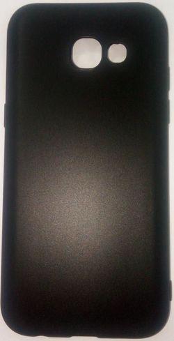купить Чехол для моб.устройства Screen Geeks Galaxy A720, Solid, negru в Кишинёве