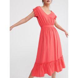 Платье RESERVED Розовый