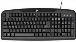 cumpără Tastatură 2Е KS 101 Black (Eng/Rus/Ukr) în Chișinău