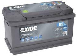 exide premium 12v 85ah 800en 315x175x175 -/+