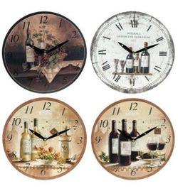 купить Часы Promstore 27879 rotund 28cm Retro в Кишинёве