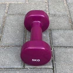 Gantera vinil 5 kg (1472)