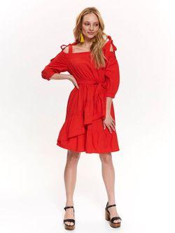 Платье TOP SECRET Оранжевый ssu2689