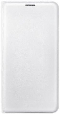 купить Чехол для моб.устройства Samsung EF-WJ700, Galaxy J7 2015, Flip Wallet, White в Кишинёве