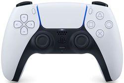 купить Джойстик для компьютерных игр PlayStation Dualshock 5 PS5 DualSense White в Кишинёве