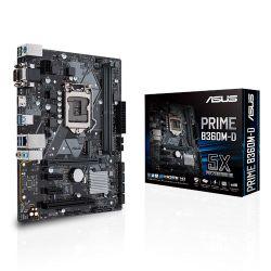 MB Asus PRIME B360M-D mATX