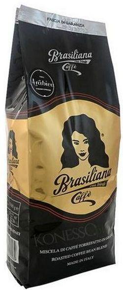 купить Кофе Bazzara 3939 Brasiliana Bar 100% Rabusta 1 kg. в Кишинёве