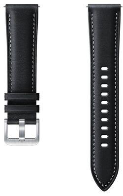 cumpără Accesoriu pentru aparat mobil Samsung ET-SLR85 Leather Band Black în Chișinău