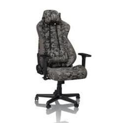 Игровое кресло Nitro Concepts S300 Urban Camo,