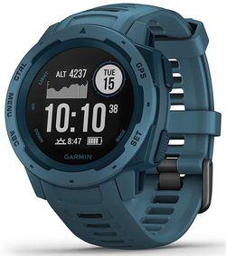 купить Смарт часы Garmin Instinct, Lakeside Blue в Кишинёве