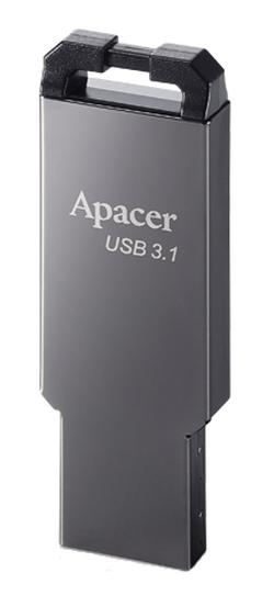 USB Flash Drive Apacer AH360 32GB Ashy RP (AP32GAH360A-1)