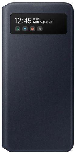 купить Чехол для моб.устройства Samsung EF-EA515 Galaxy-A51 Case Black в Кишинёве