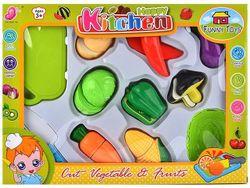 Set Taiati legume si fructe (in cutie)