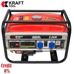 Бензиновый генератор 2.2kW KTG2201 KraftTool
