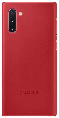 купить Чехол для моб.устройства Samsung EF-VN970 Leather Cover Red в Кишинёве
